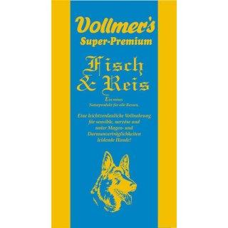 Vollmers Fisch & Reis 5 kg