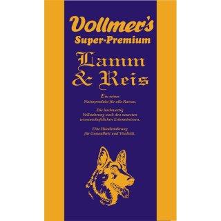 Vollmers Lamm & Reis 5 kg
