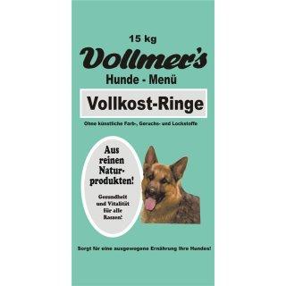 Vollmers Vollkost-Ringe 15 kg