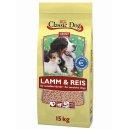Classic Dog Lamm&Reis 15kg