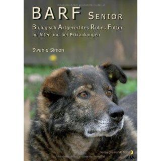BARF SENIOR - im Alter & bei Erkrankungen