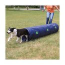 Dog Activity Agility Tunnel ø 40 cm/2 m, blau