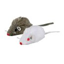 Set Mäuse, Plüsch, Katzenminze 5 cm, 2 St.,...