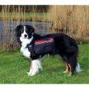 Rucksack für Hunde M: 23 × 15 cm, schwarz