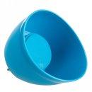 Flasche mit Trinknapf, Edelstahl/Kunststoff 0,3 l